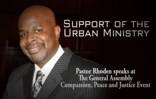 Presbyterian Church General Assembly + Pastor Carlton Rhoden