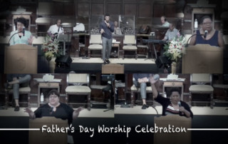 Westminster Presbyterian Church Los Angeles + Father's Day