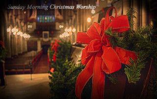 Sunday Morning Christmas Worship at Westminster Presbyterian Church of Los Angeles