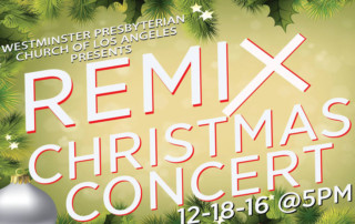 Christmas Concerts in Los Angeles