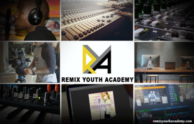 Summer Arts Program for youth + Remix Youth Academy + Song Writing, Producing, graphic design, filming, and more
