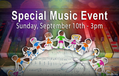 Special Music Event - Angelic Voices presents Children Worshipping God at Westminster Church of Los Angeles