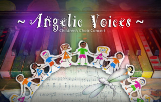 Kid Activities in Los Angeles - Special Music Event - Angelic Voices presents Children Worshipping God at Westminster Church of Los Angeles