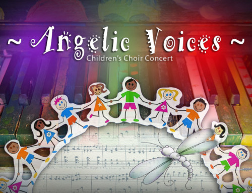 Did you miss it? The Children's Choir – Angelic Voices Concert