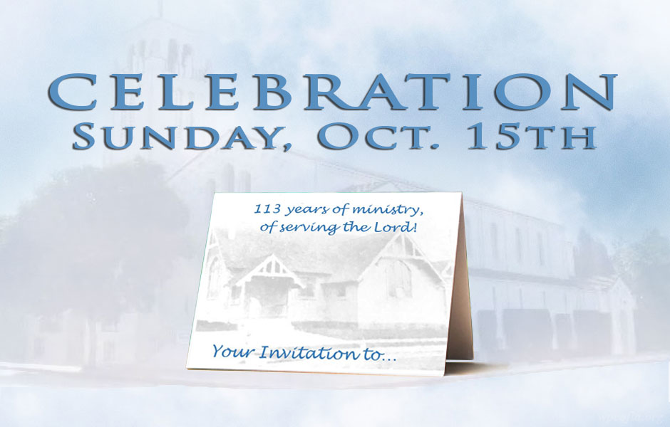 113th Anniversary of Westminster Presbyterian Church of Los Angeles
