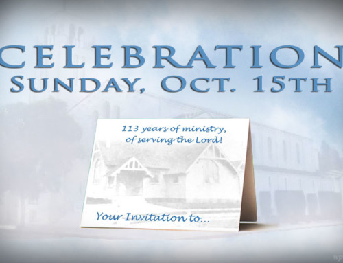SPECIAL EVENT:  113th WPC Anniversary . . .