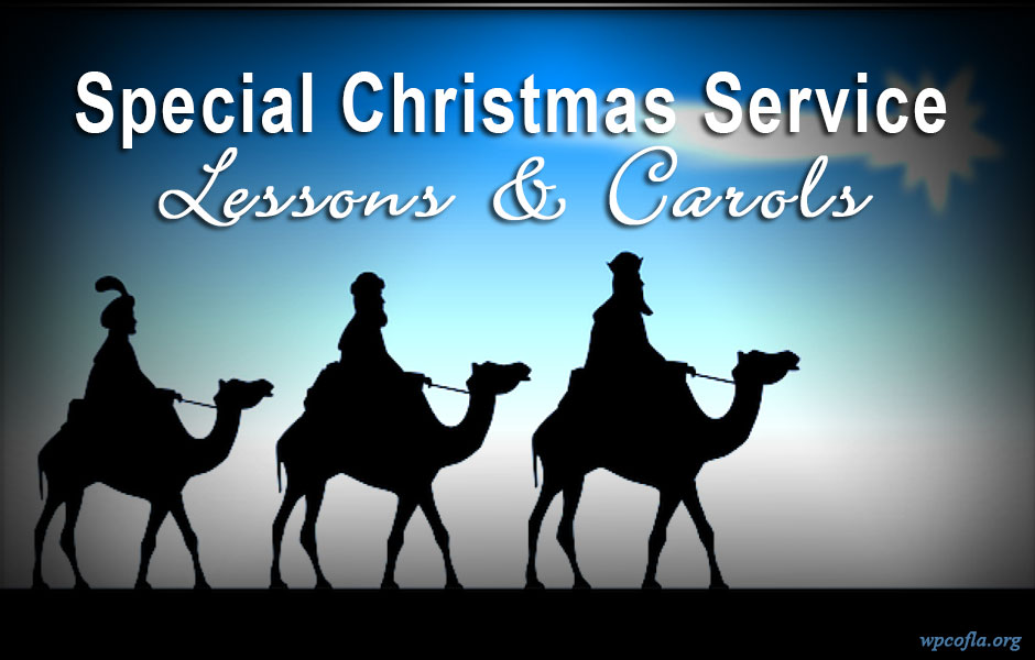 Special Christmas Service - events in Los Angeles you should go to.