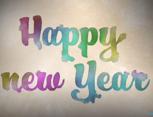 Happy New Year – Get a New Year Blessing