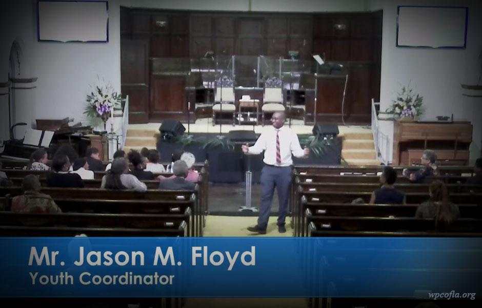 VIDEO SERMON: Palm Sunday by Jason Floyd at Westminster Presbyterian Church of Los Angeles