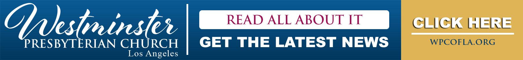 NEWS: Get Westminster Presbyterian Church News & Events