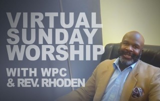 Virtual Sunday Worship Online