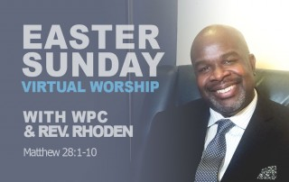 "VIRTUAL WORSHIP: ""The Experts were wrong"" - Easter Sunday - SERMON: Matthew 28:1-10"